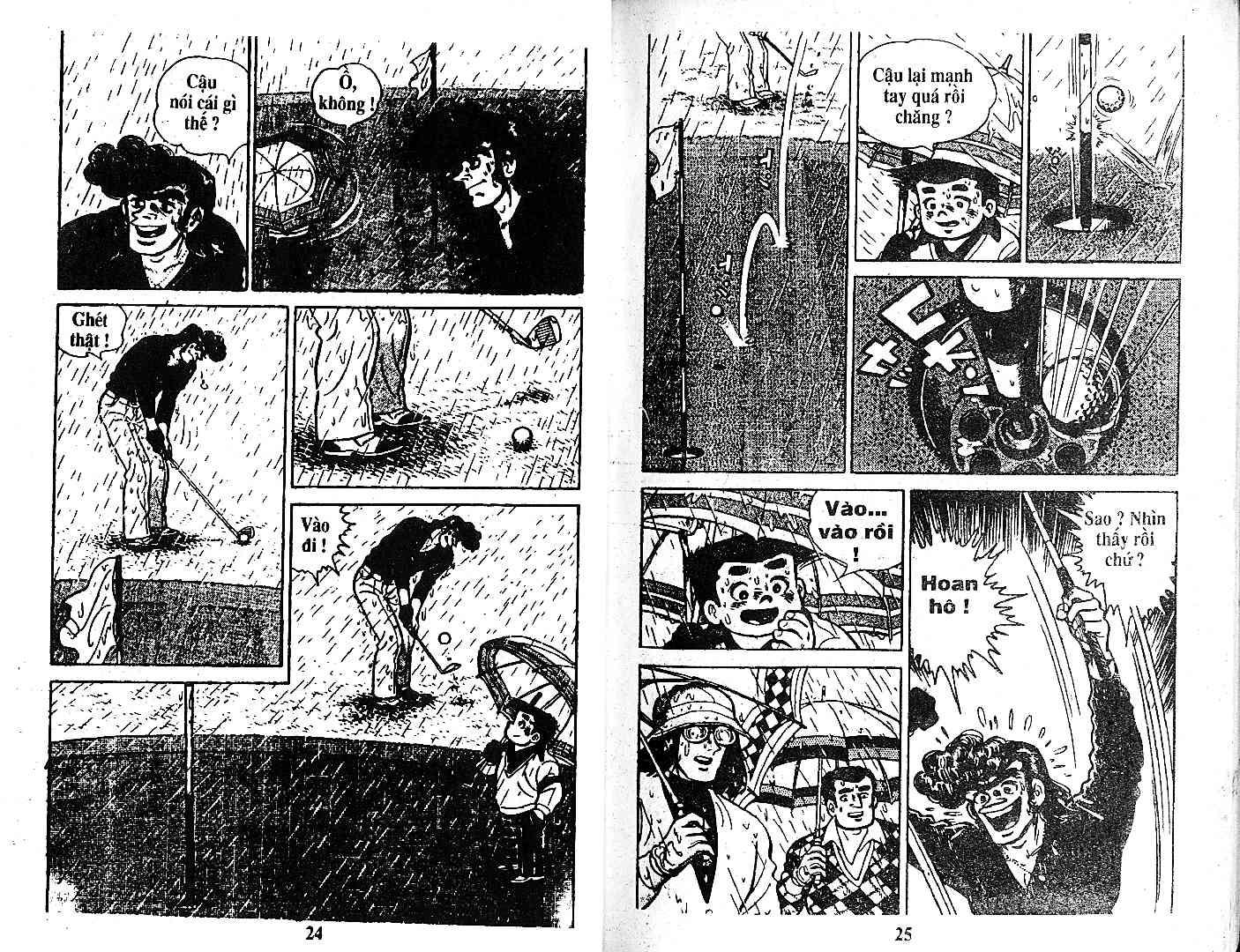 Ashita Tenki ni Naare chapter 27 trang 11
