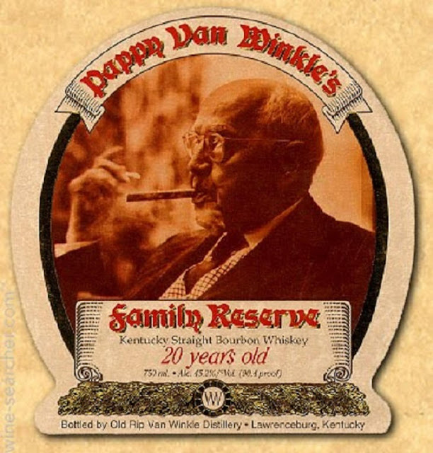 Pappy Van Winkle's Family Reserve 20-Year Kentucky Straight Bourbon Whiskey