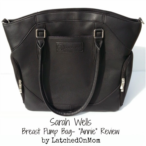 Latched On Mom Sarah Wells Breast Pump Bag Annie Review