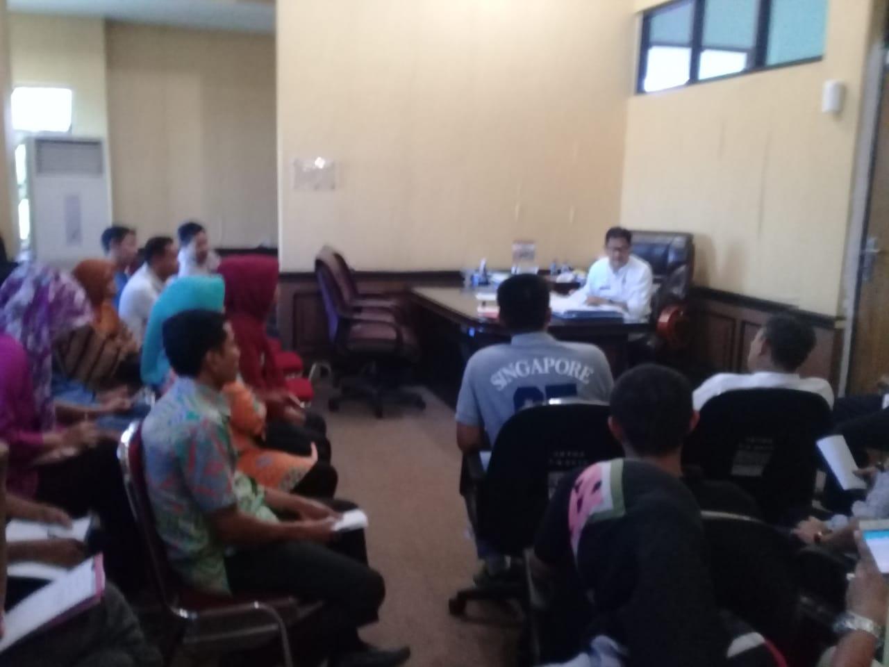 Rapat Pemantapan Penjemputan, Piala Adipura Akan Diarak di Sinjai