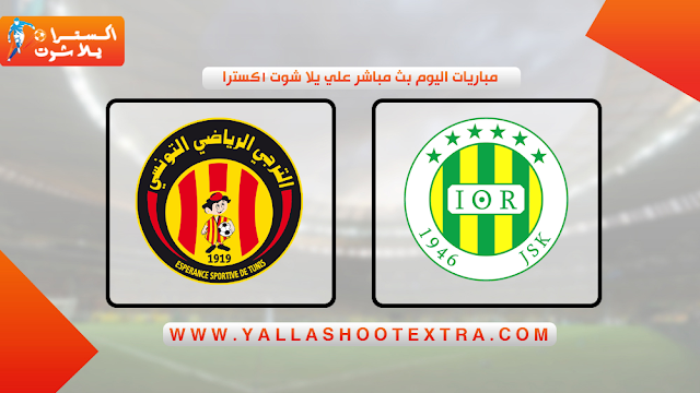 مباراة الترجي و شبيبة القبائل 6-12-2019 في دوري ابطال افريقيا