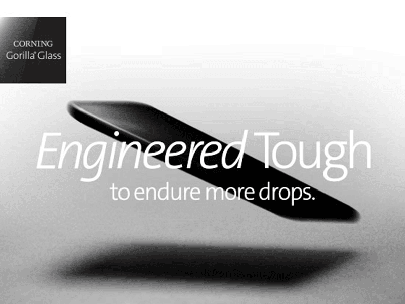 Corning launches Gorilla Glass 6, the toughest glass protection yet?
