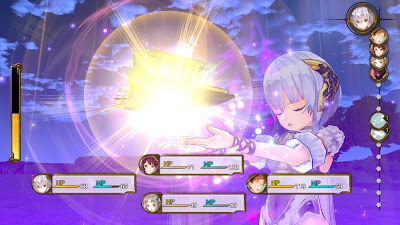 Atelier Firis: The Alchemist and the Mysterious Journey Game Screenshot 3
