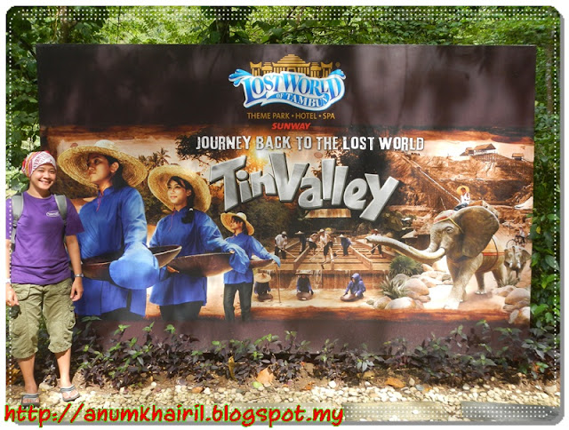 Holiday @ Lost World of Tambun Dis 2015 Part IV