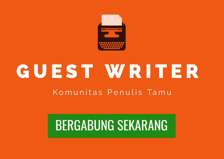 Join to Indo Guest Writer