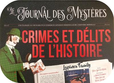 crimes et delits histoire
