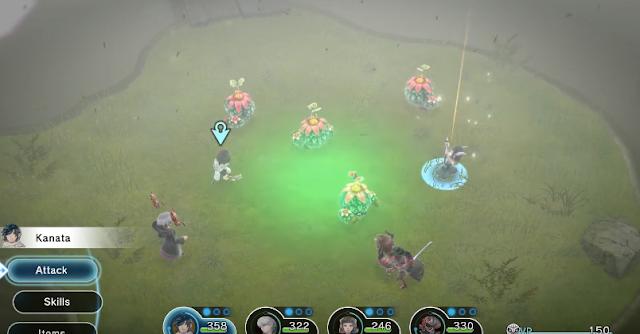 Lost Sphear nos presenta su mundo y sistema de batalla en un nuevo tráiler