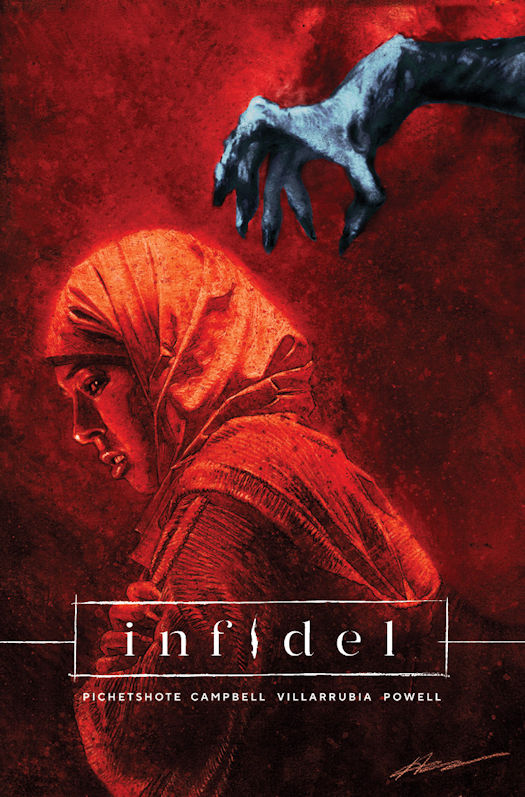 Infidel In Trade Paperback in September