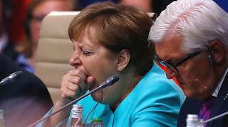 Merkel fourth term in doubt