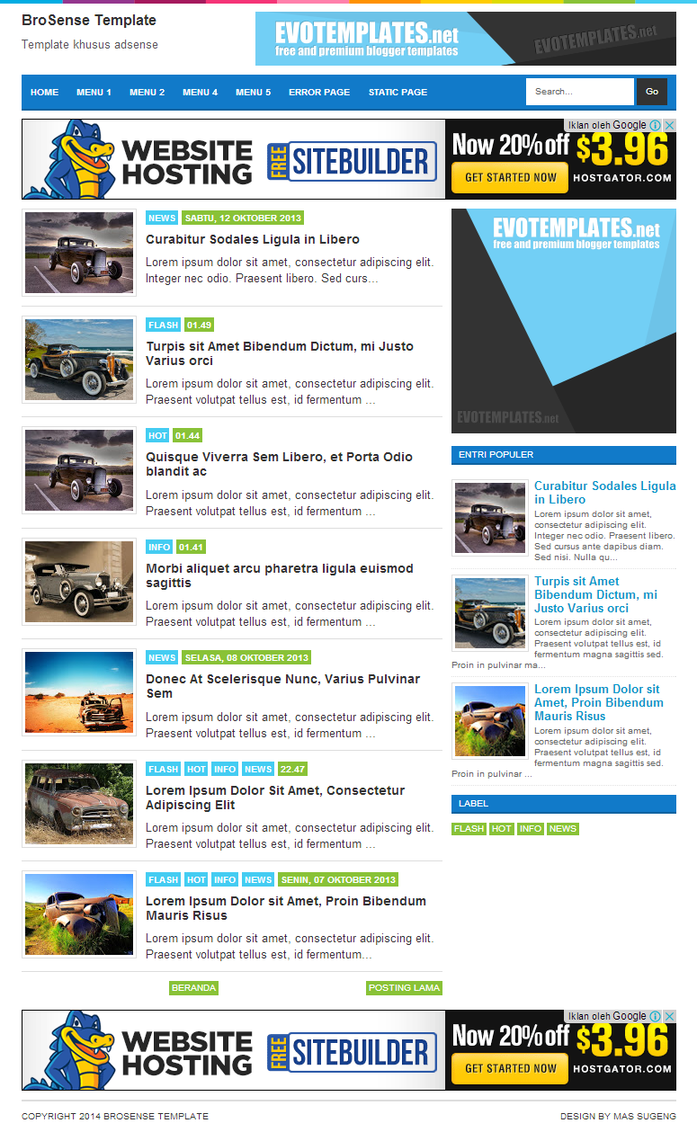 fully-adsense-optimized-blogger-template