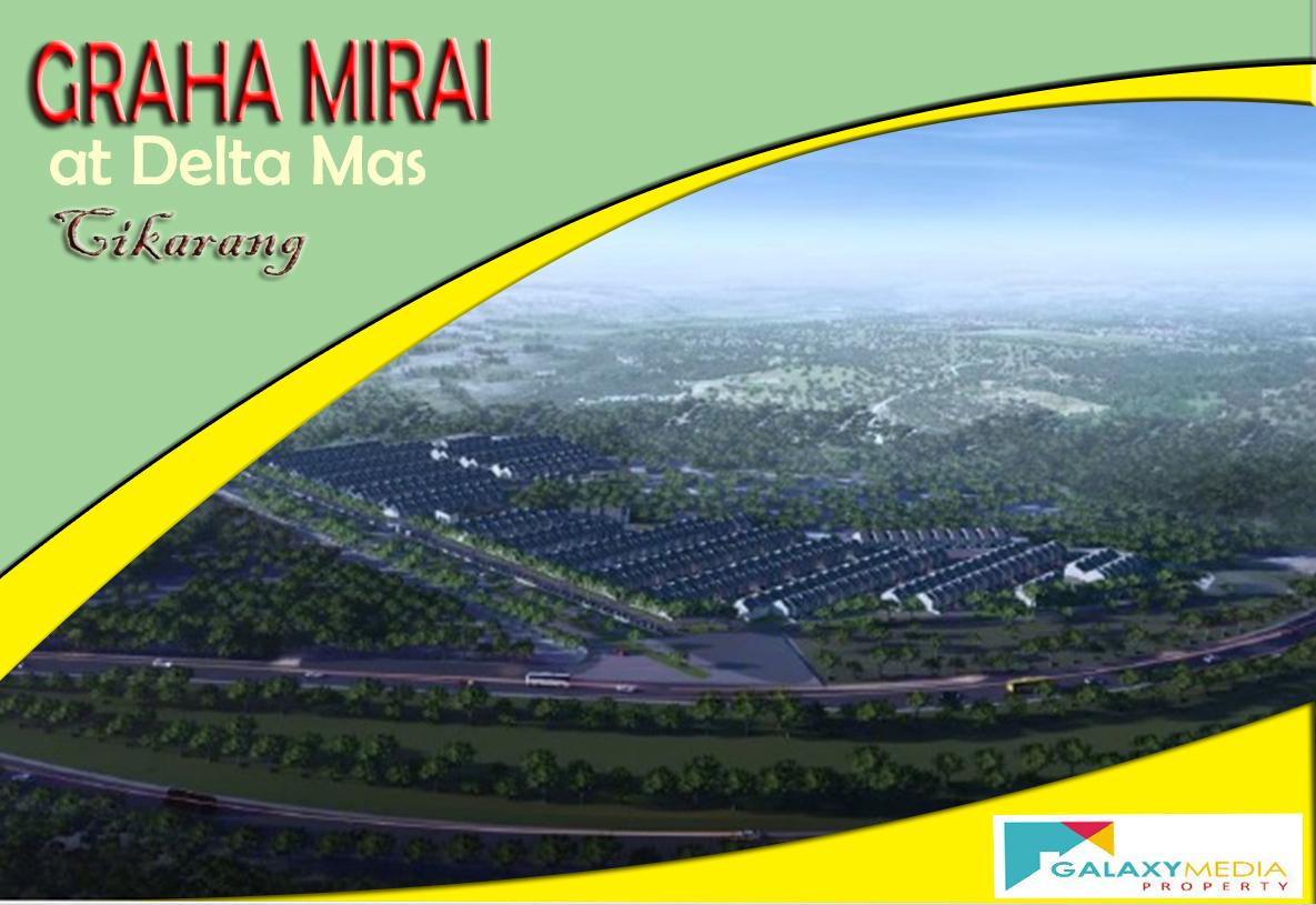 Graha Mirai at Delta Mas Cikarang