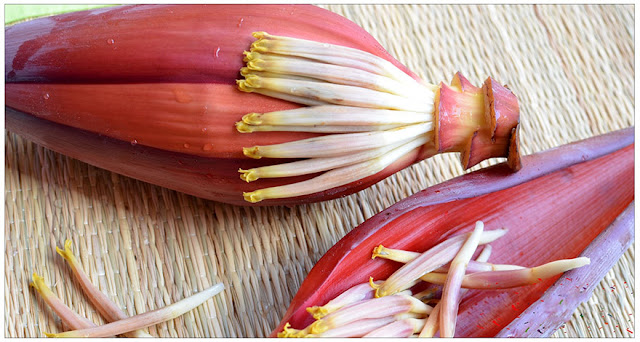 HEALTH BENEFITS OF EATING BANANA FLOWER
