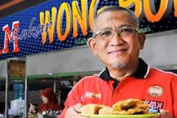 Kisah Dibalik Sukses Bisnis Rumah Makan Ayam Bakar Wong Solo