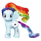 MLP Magical Scenes Rainbow Dash Brushable Pony