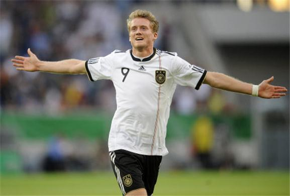All About Sports: Andre Schurrle Football Player Profile