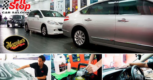 Pit Stop Auto Detailing >> Pit Stop Car Saloon - 78% OFF Meguiar's 8-Step Car ...