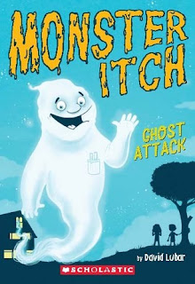 monster itch, david luber