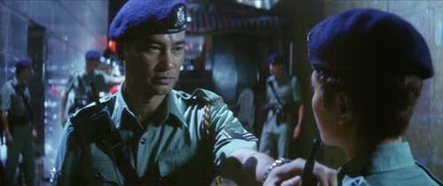 Simon Yam in PTU: Police Tactical Unit