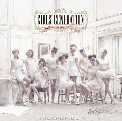 Girls' Generation – Girls' Generation (Japanese) (ITUNES PLUS AAC M4A)
