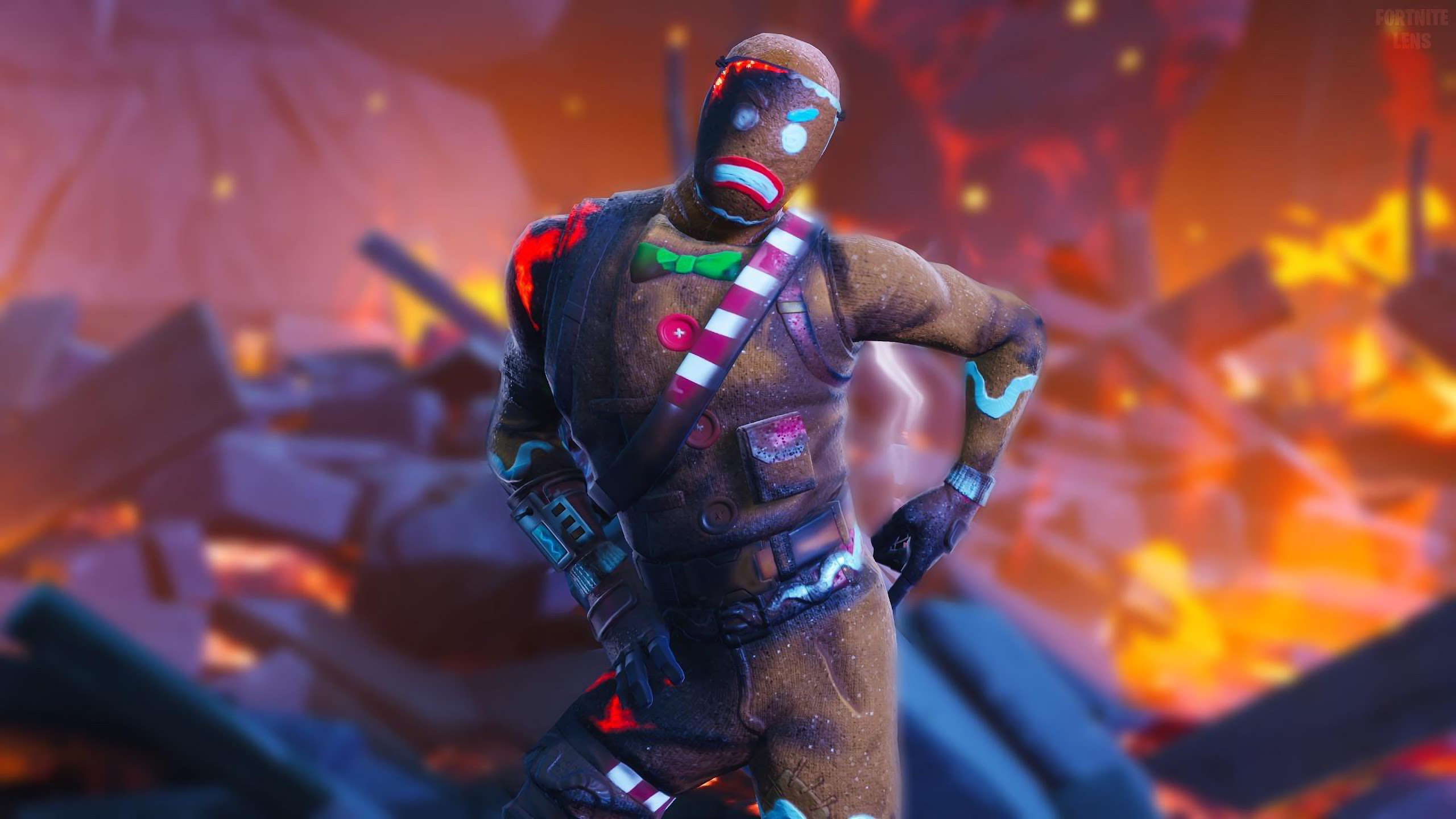 Fortnite Merry Marauder 4k Wallpaper 268
