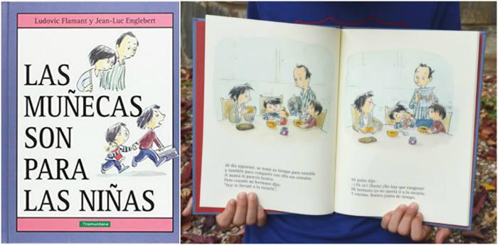 cuentos infantiles inpiracion filosofia educacion montessori las muñecas son para las niñas