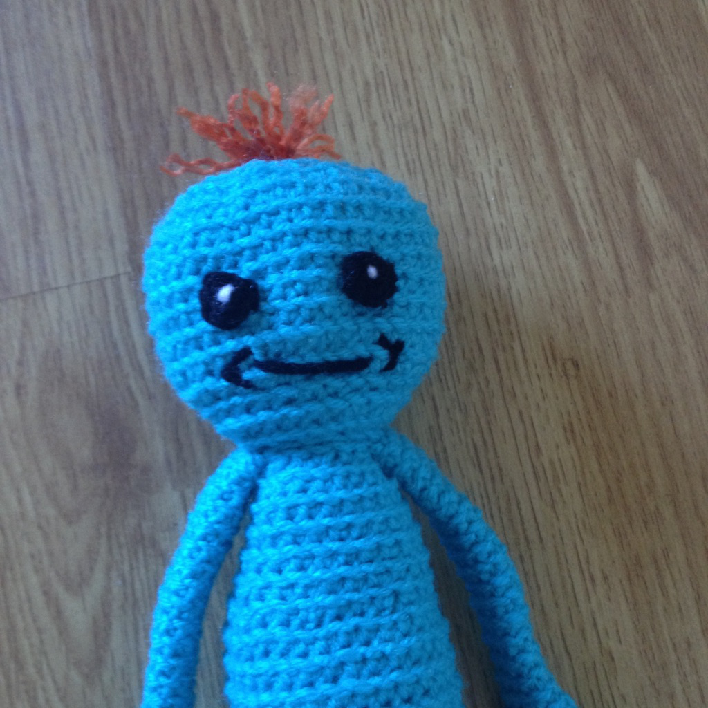 Ravelry: Morty Smith from Rick and Morty pattern by Tina L. crafts | 1024x1024