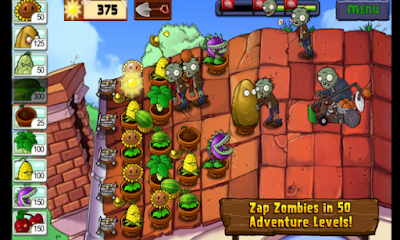 Game Plants vs Zombies mod free Terbaru