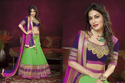 latest-lehenga-saree-indian-blouse-designs-2016-17-for-women-4