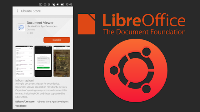 LibreOffice no Ubuntu Phone