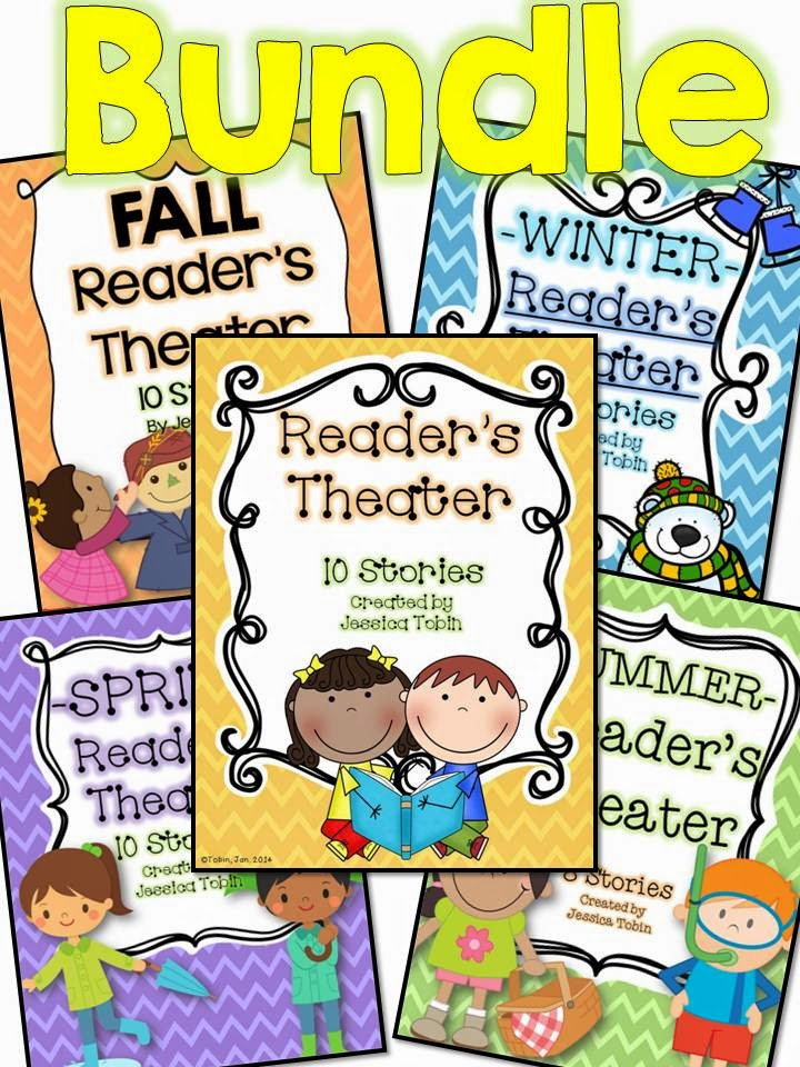 Readers Theater- fluency, comprehension, and reading activities in the classroom