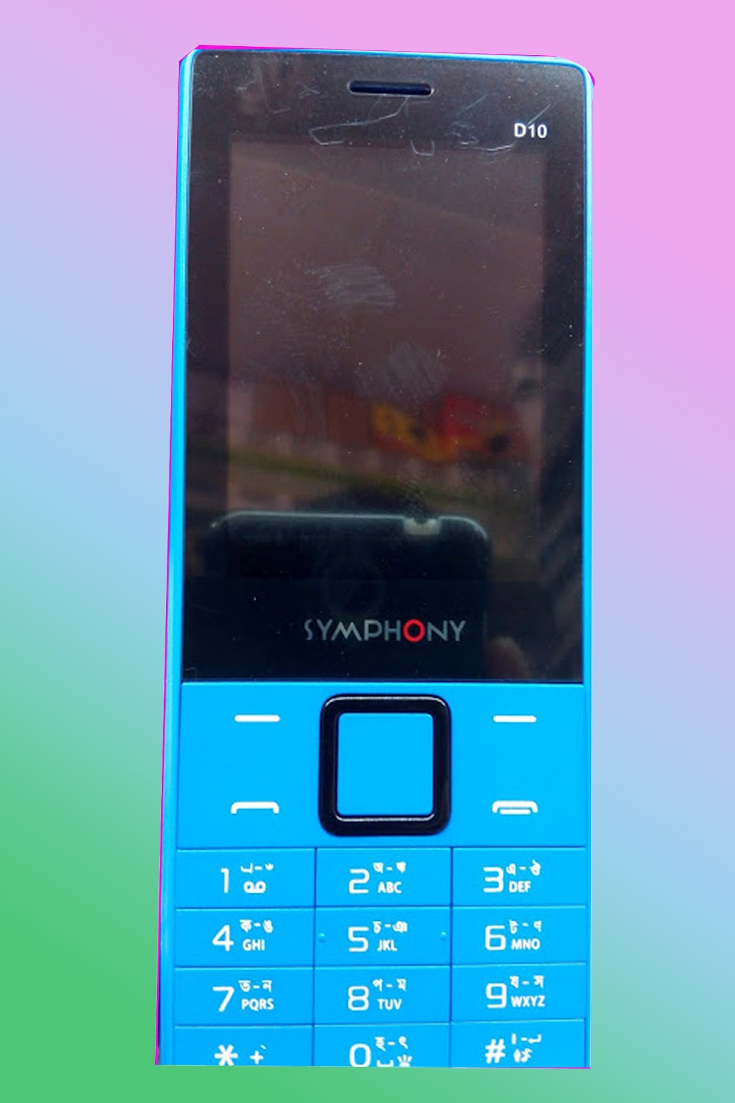 Symphony D10 MT6261 firmware file 100% tested
