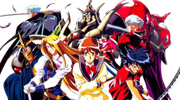 Anime Bagus Underrated  yang Jarang Ditonton/Direkomendasi - Tenkuu no Escaflowne