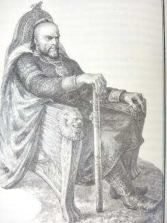 Хан Кубрат е владетел на хуните и българите уногондури, основател на Стара Велика България