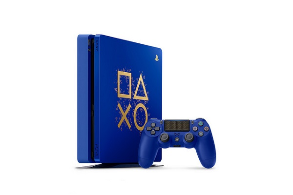 SONY launches Days of Play Limited Edition PS4