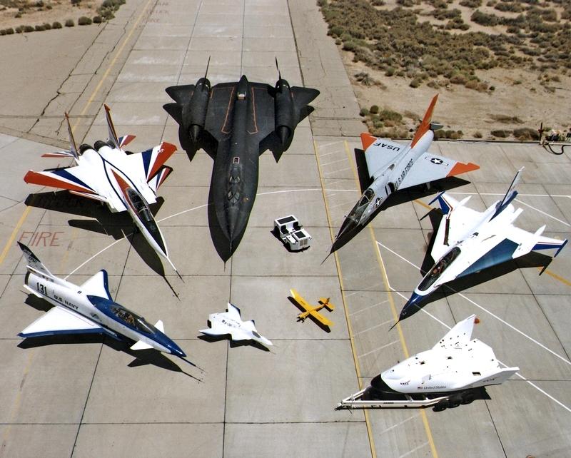 Blog FUAD - Informasi Dikongsi Bersama: 10 Famous X-Planes