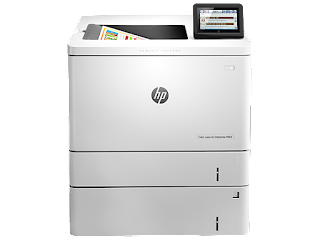 Download HP Color LaserJet Enterprise M553x drivers