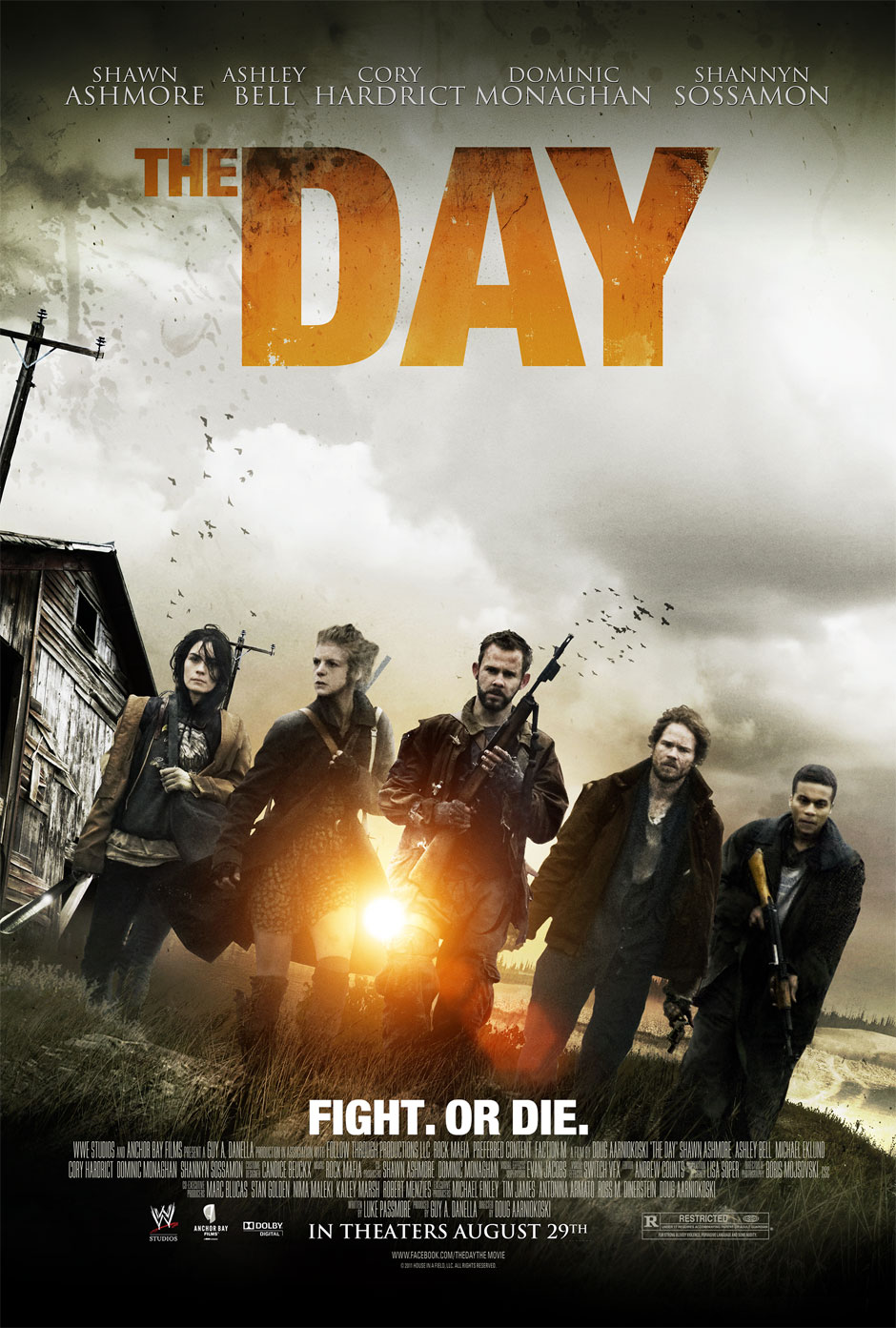 The Day (2011) ταινιες online seires oipeirates greek subs