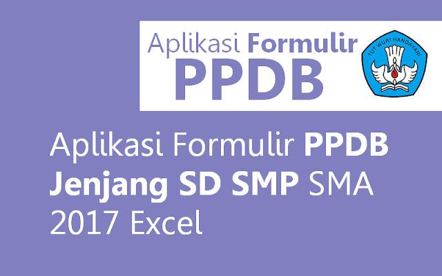Aplikasi Formulir PPDB