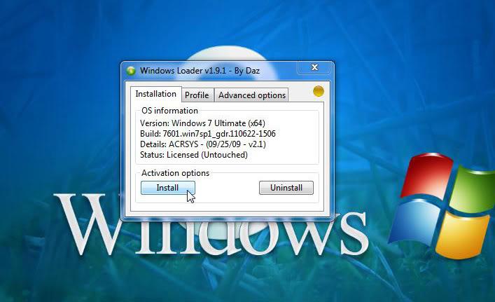 ativador do windows 7 todas as versoes gratis