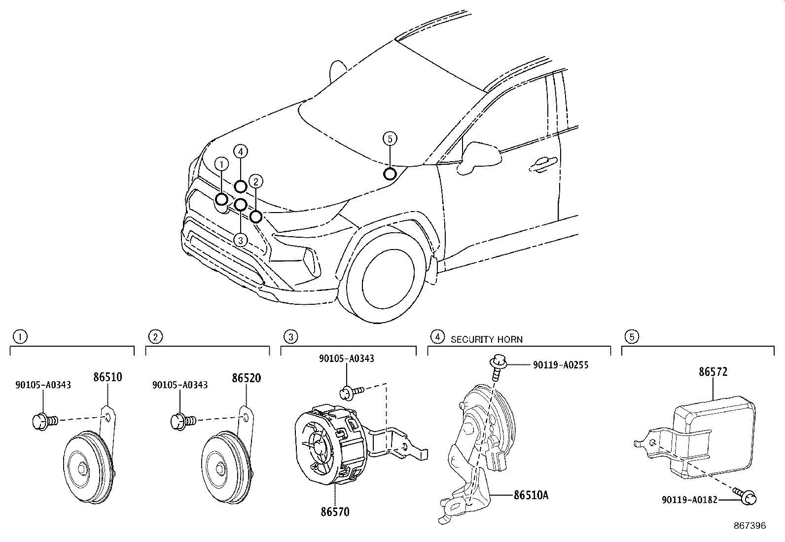 Diy Hella Horn Installation Pics Manual Guide