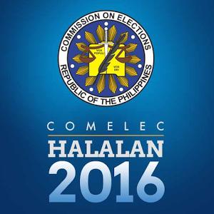 COMELEC Halalan 2016 app