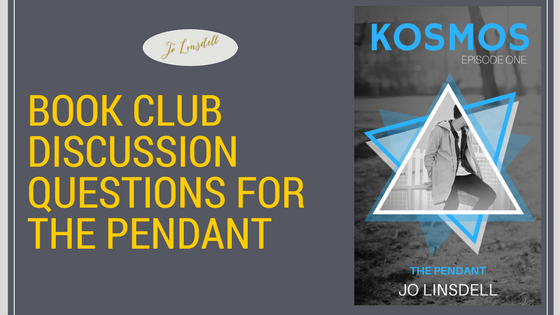 Book Club Discussion Questions for The Pendant #BookClub #Books #KOSMOS