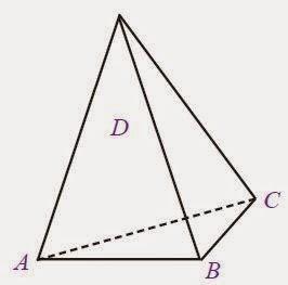 Pengertian limas segitiga