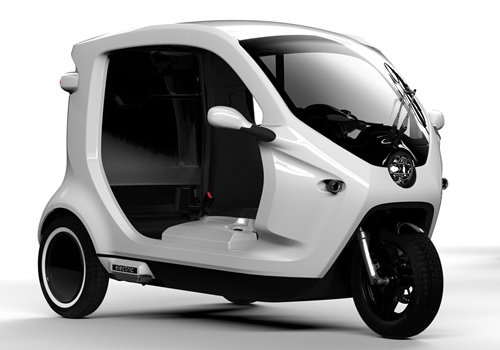 Tinuku.com Zbee three-wheeled electric ready production in Indonesia