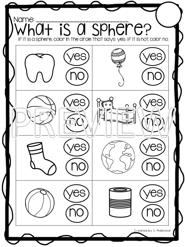 Find the 3d shapes in the picture worksheet most comments on fb – 3d Shapes Kindergarten Worksheets
