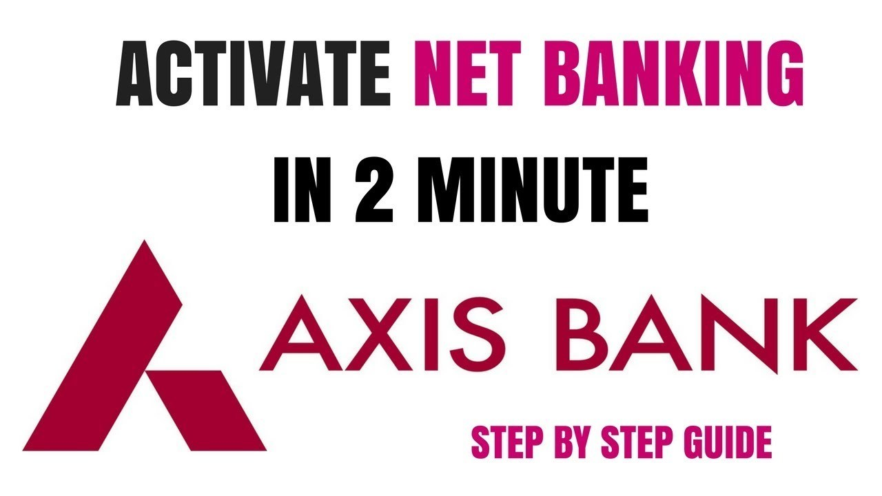 axis internet banking india