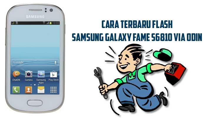 Cara Terbaru Mengatasi Bootloop Pada Samsung Galaxy Fame Via Odin