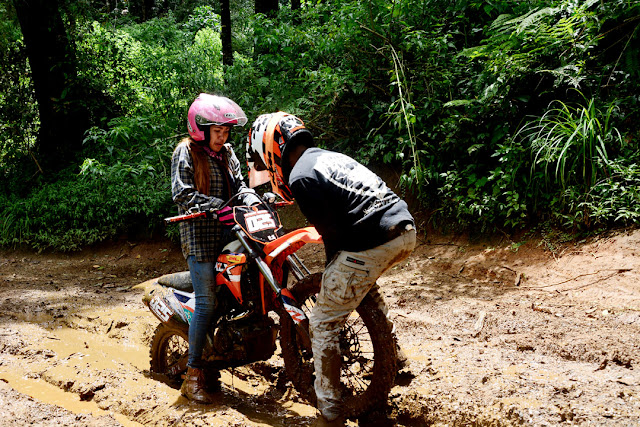 MOTOR TRAIL OUTBOUND LEMBANG BANDUNG | Paket Offroad Social Distancing
