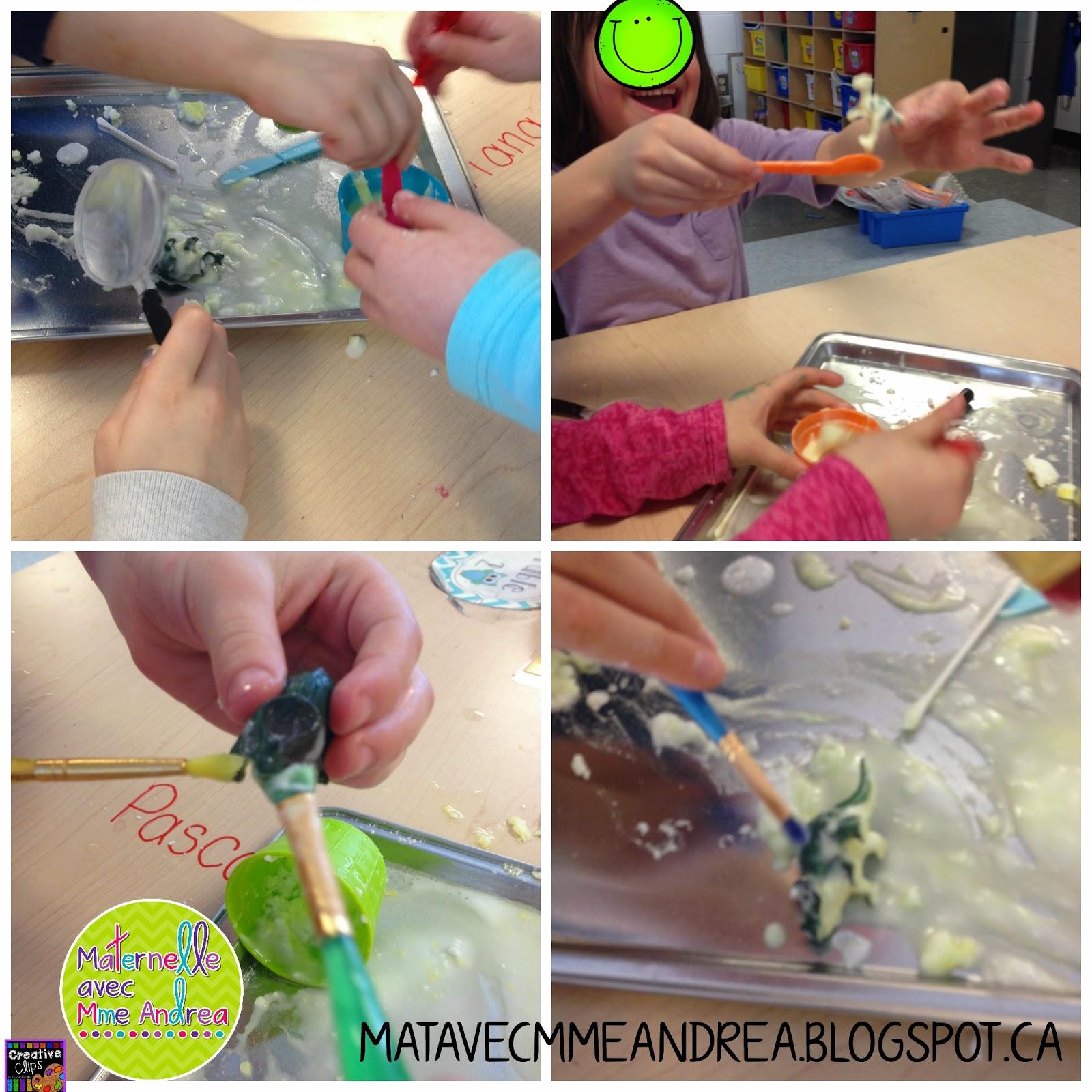 Maternelle Avec Mme Andrea Dinosaurs Part 1 Recap