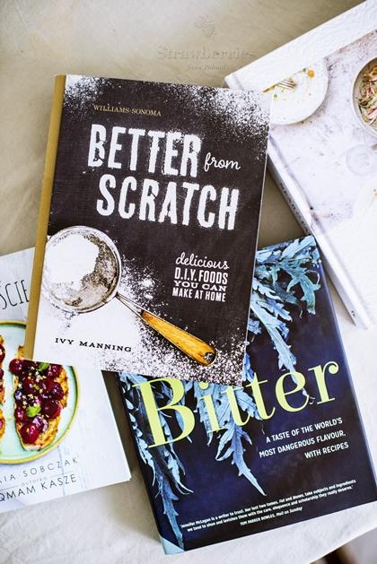 nowe książki kulinarne